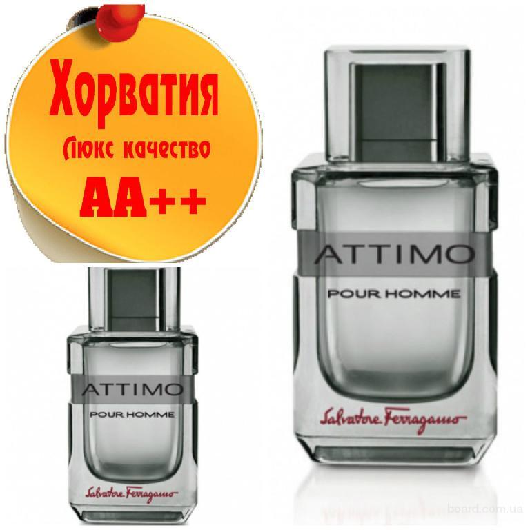 Salvatore Ferragamo Attimo pour Homme Люкс качество АА++! Хорватия Качественные копии