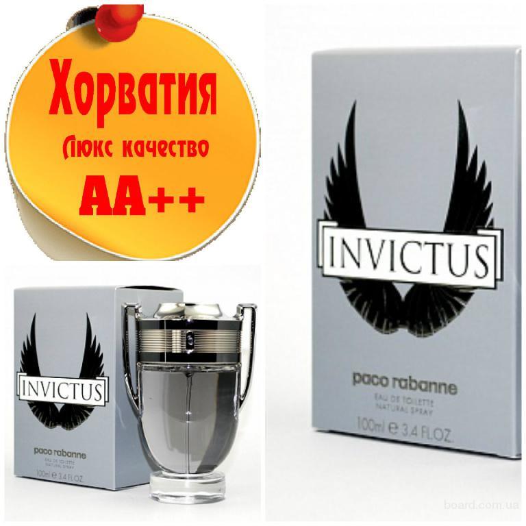 Paco Rabanne InvictusЛюкс качество АА++! Хорватия Качественные копии