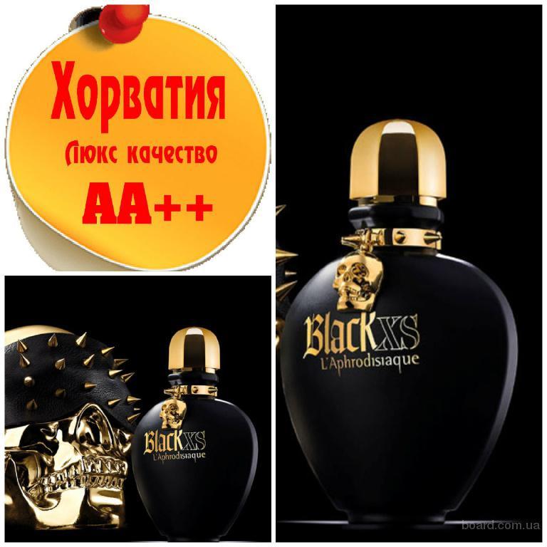 Paco Rabanne Black XS L'Aphrodisiaque limited Люкс качество АА++! Хорватия Качественные копии