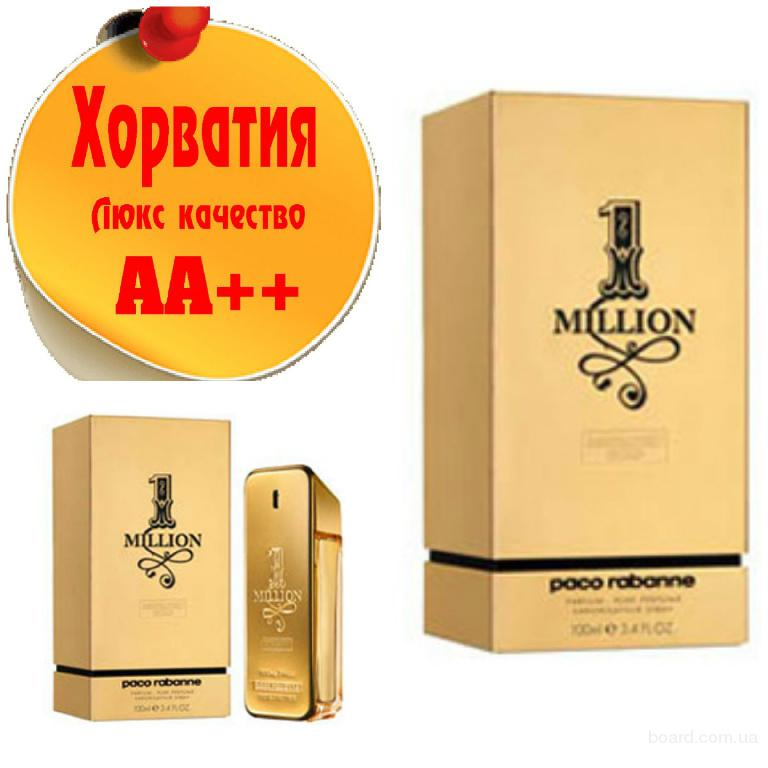 Paco Rabanne 1 Million  (gold)  Люкс качество АА++! Хорватия Качественные копии