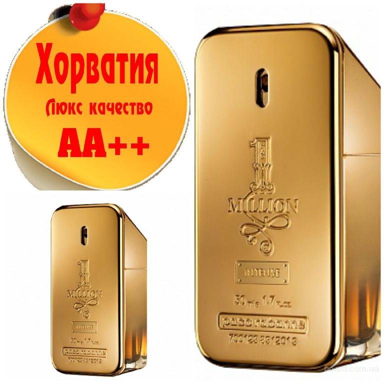 Paco Rabanne 1 Million Intense Люкс качество АА++! Хорватия Качественные копии
