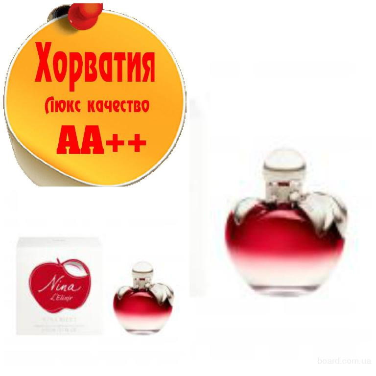 Nina Ricci Nina Red Apple Люкс качество АА++! Хорватия Качественные копии