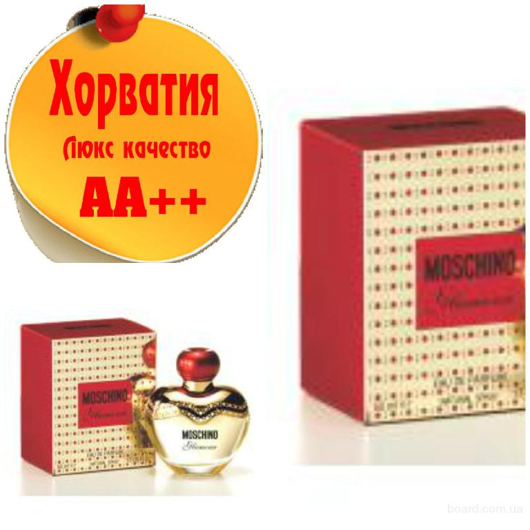 Moschino Glamour Люкс качество АА++! Хорватия Качественные копии