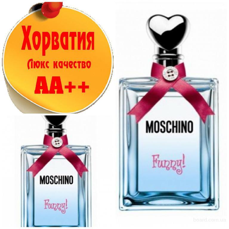 Moschino Funny  Люкс качество АА++! Хорватия Качественные копии