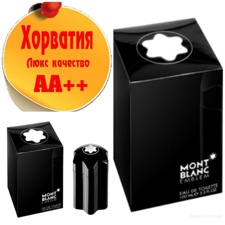 Mont Blanc Emblem Люкс качество АА++! Хорватия Качественные копии