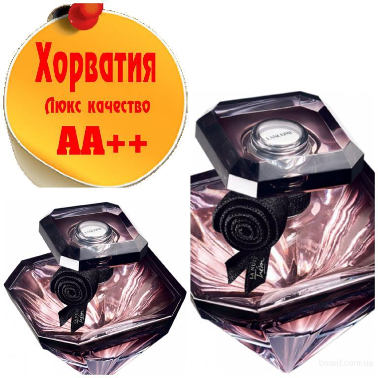 Lancome Tresor La Nuit l'eau de parfum Люкс качество АА++! Хорватия Качественные копии