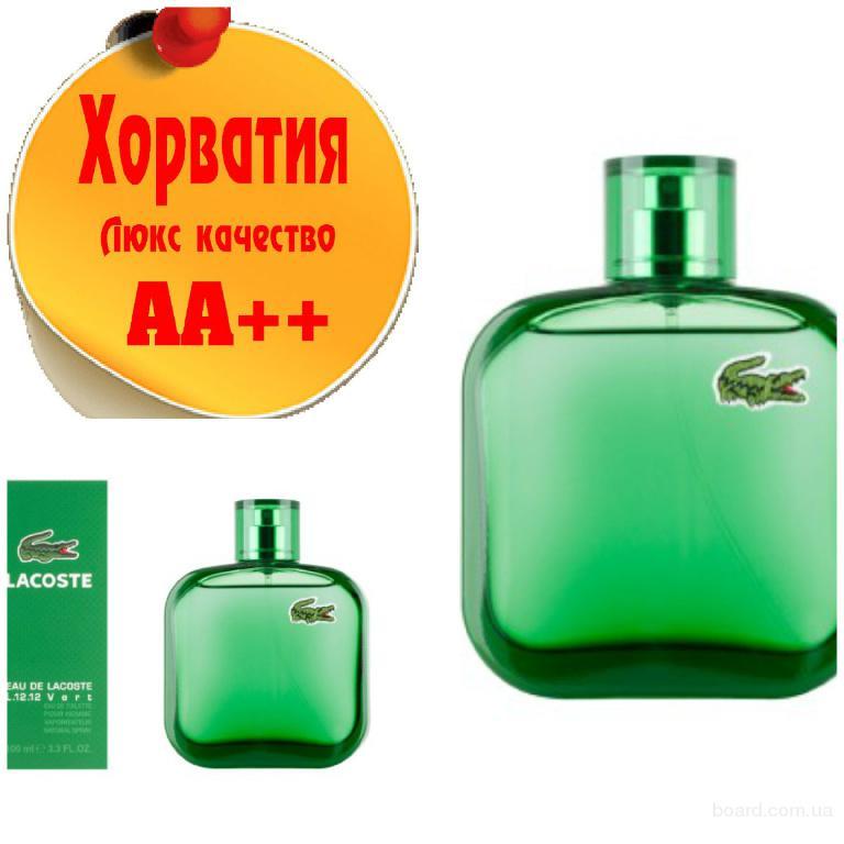 Lacoste L.12.12 Vert Люкс качество АА++! Хорватия Качественные копии