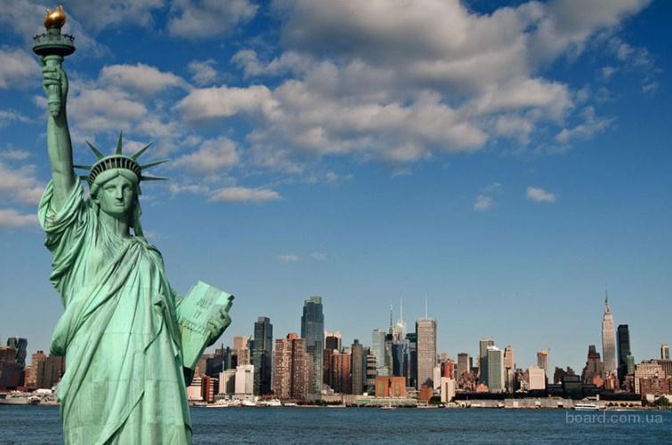 Оформление шенгенских виз, визы США