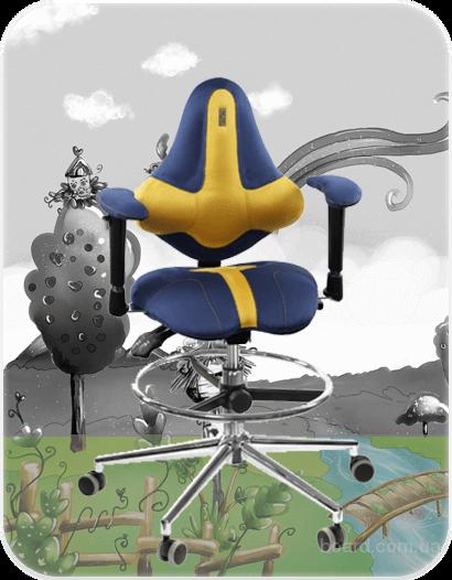 Кресло детское эргономичное ортопедическое KIDS от Kulik System (Италия)