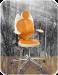 Кресло для подростков эргономичное ортопедическое TRIO от Kulik System (Италия)