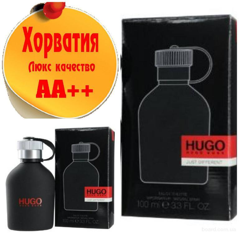 Hugo Boss Hugo Just Different Люкс качество АА++! Хорватия Качественные копии