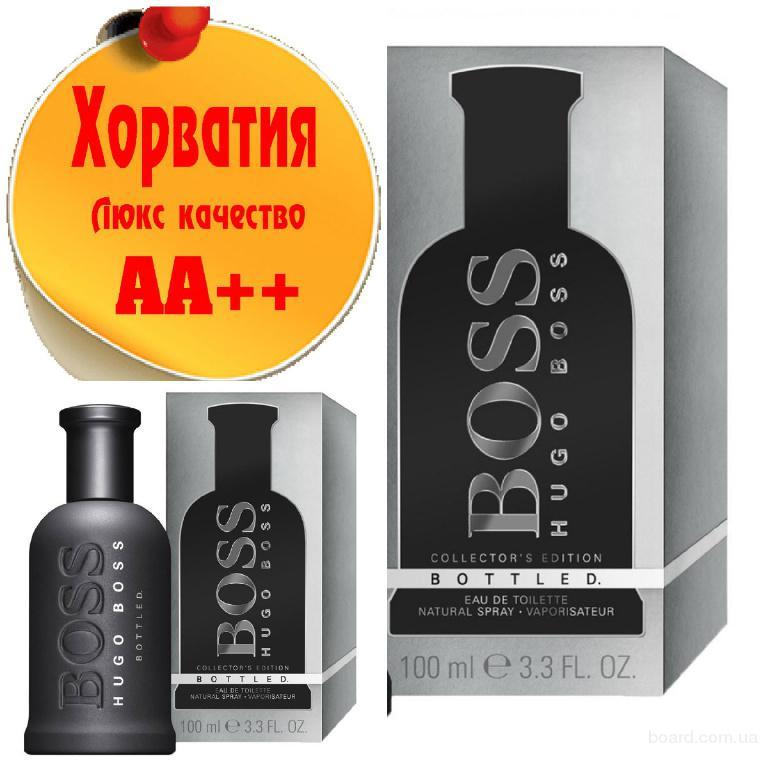 Hugo Boss Gray Collectors EditionЛюкс качество АА++! Хорватия Качественные копии