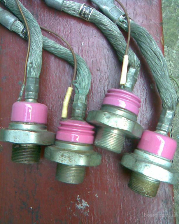 тиристоры тл 250-6, тл 250-9