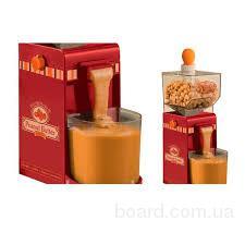 Киев.Аппарат для арахисового масла (пасты) Peanut Butter Maker (машинка для измельчения орехов пинать Батер Мейкер)