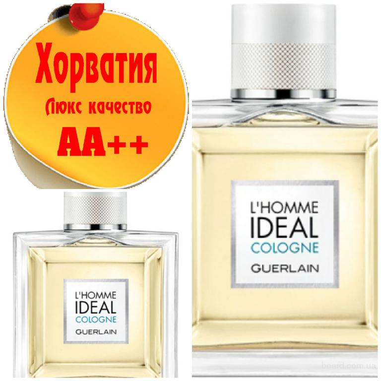 Guerlain L'Homme Ideal Cologne Люкс качество АА++! Хорватия Качественные копии