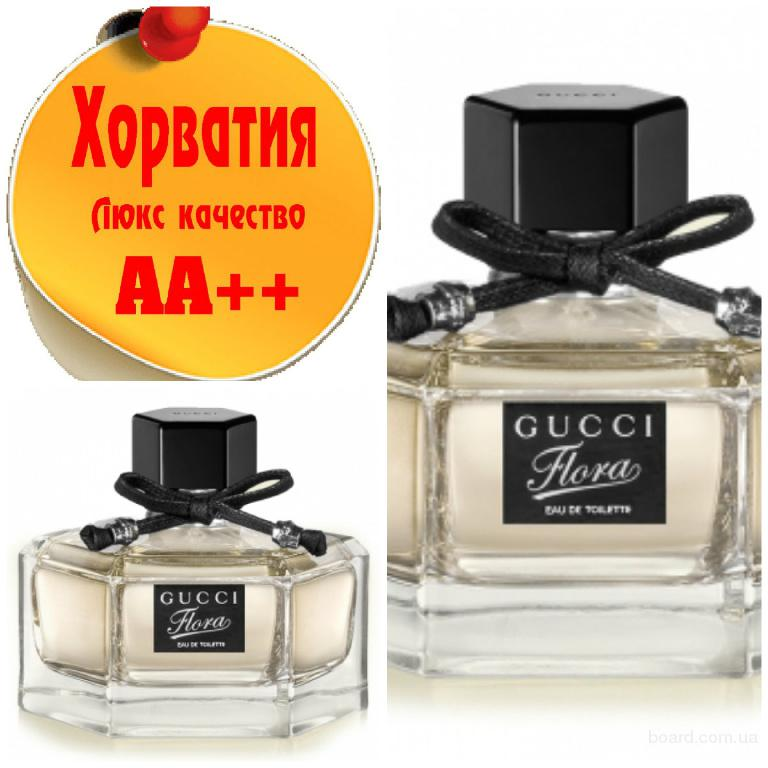 Gucci   Flora by Gucci edt Люкс качество АА++! Хорватия Качественные копии