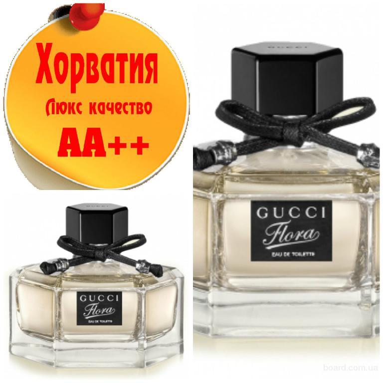 Gucci   Flora by Gucci edt Люкс качество АА++! Хорватия Качественные копии