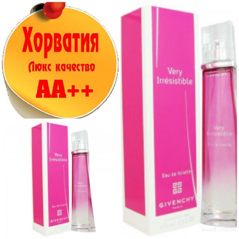 Givenchy Very IrresistibleЛюкс качество АА++! Хорватия Качественные копии