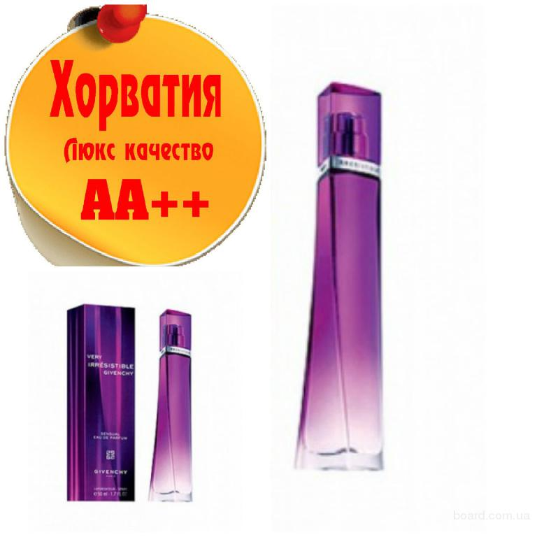 Givenchy Very IrresistibleЛюкс качество АА++! Хорватия Качественные копии