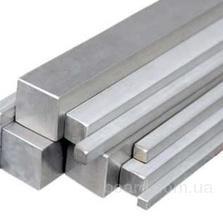 Алюминиевый квадрат 100 мм
