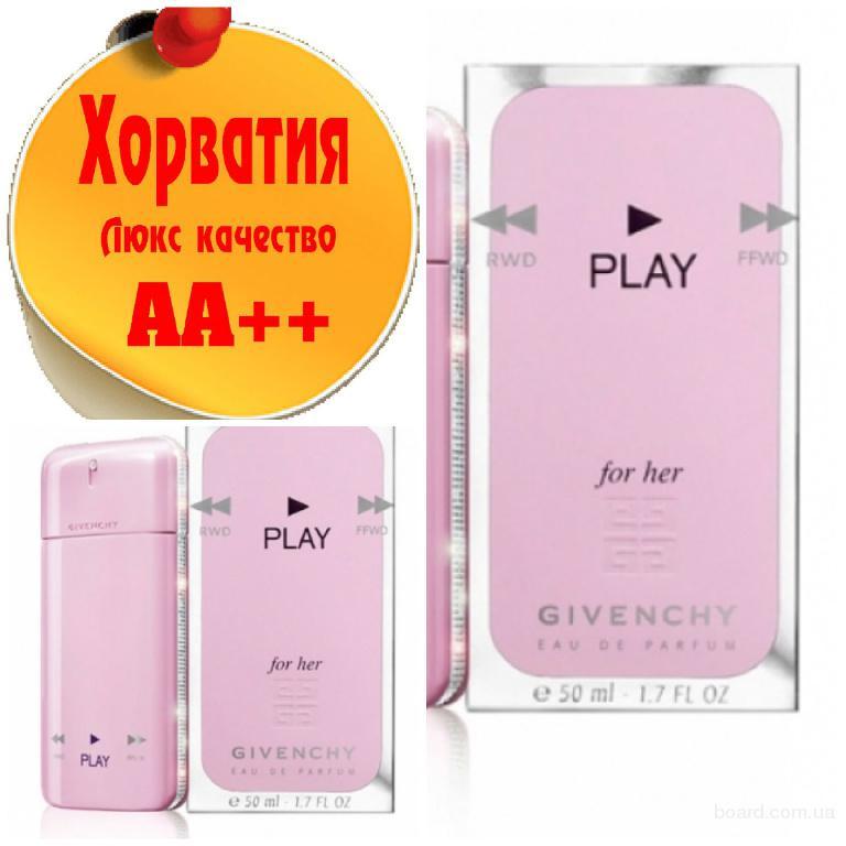 Givenchy Play Люкс качество АА++! Хорватия Качественные копии