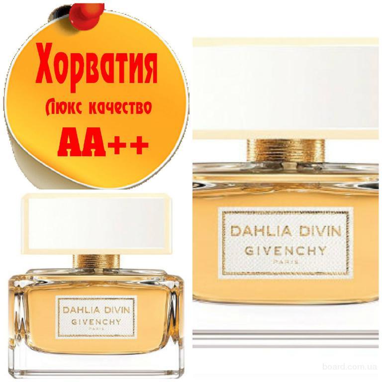 Givenchy Dahlia Noir Divin Люкс качество АА++! Хорватия Качественные копии