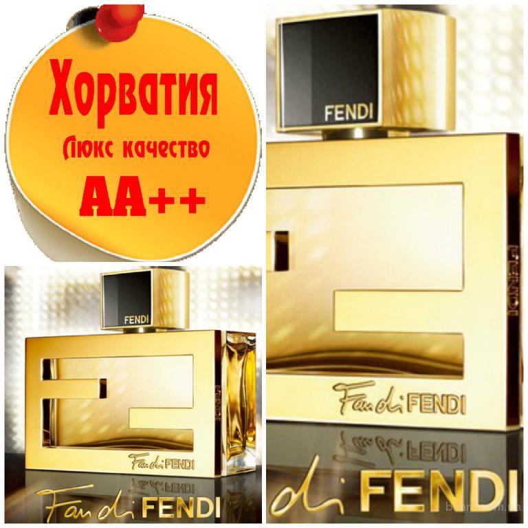 Fendi Fan di Fendi Люкс качество АА++! Хорватия Качественные копии