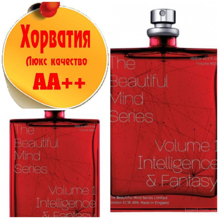 Escentric Molecules The Beautiful Mind SeriesЛюкс качество АА++! Хорватия Качественные копии