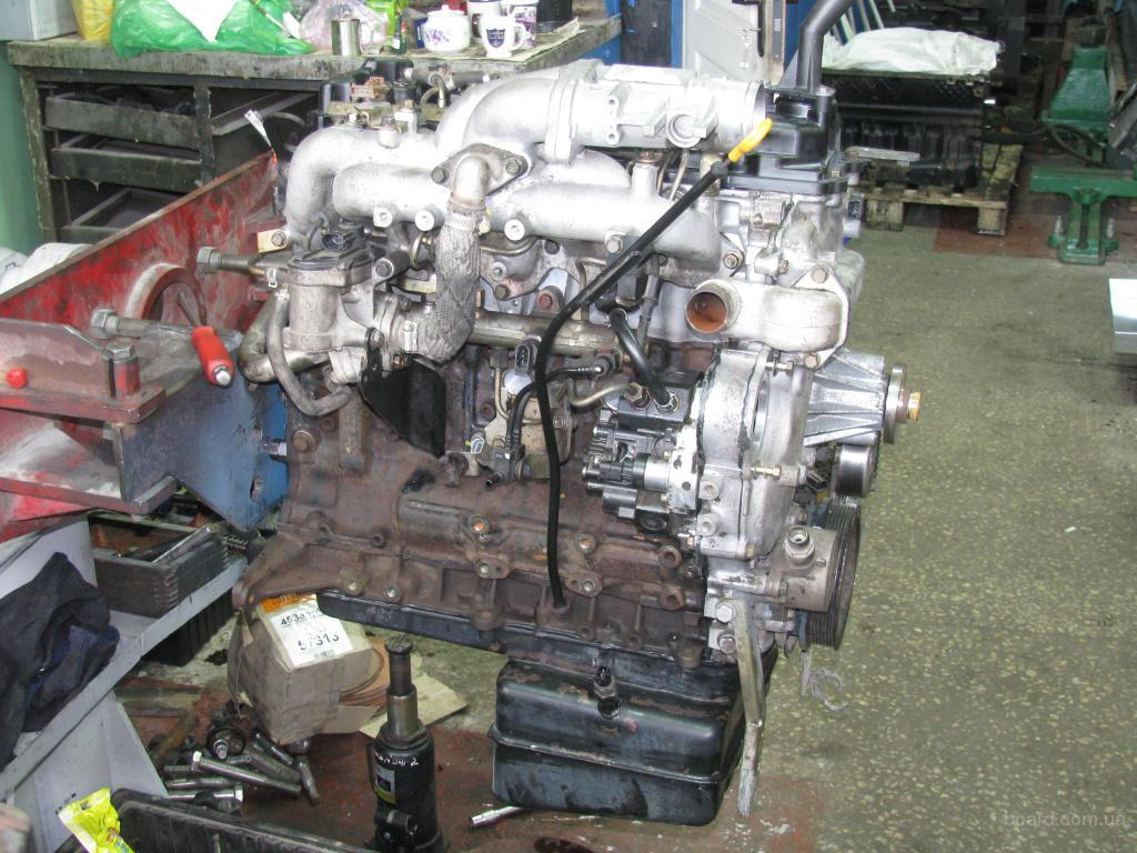 Капитальный ремонт моторов (ДВС) микроавтобусов