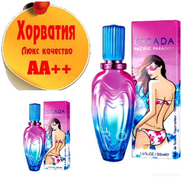 Escada Pacific Paradise Люкс качество АА++! Хорватия Качественные копии