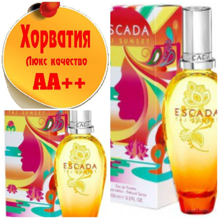 Escada Taj Sunset Люкс качество АА++! Хорватия Качественные копии