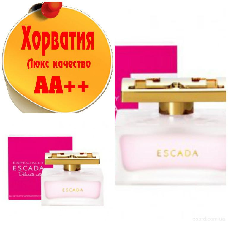 Escada Delicate Notes Люкс качество АА++! Хорватия Качественные копии
