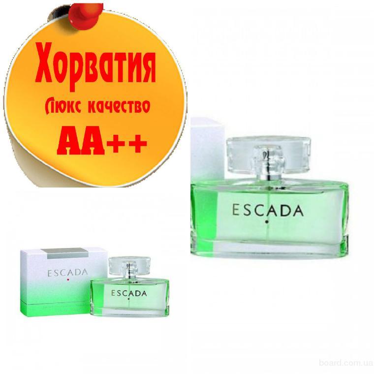 Escada Escada (Зеленая)Люкс качество АА++! Хорватия Качественные копии