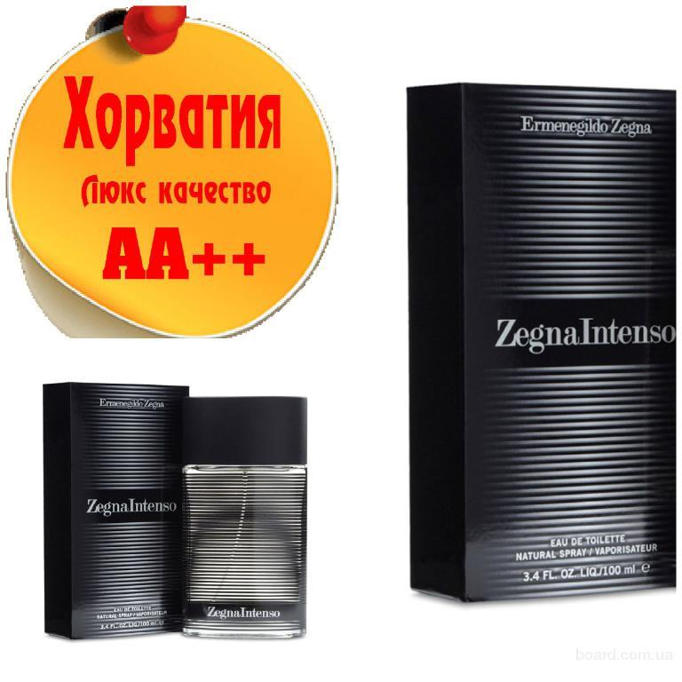Ermenegildo Zegna Zegna IntensoЛюкс качество АА++! Хорватия Качественные копии