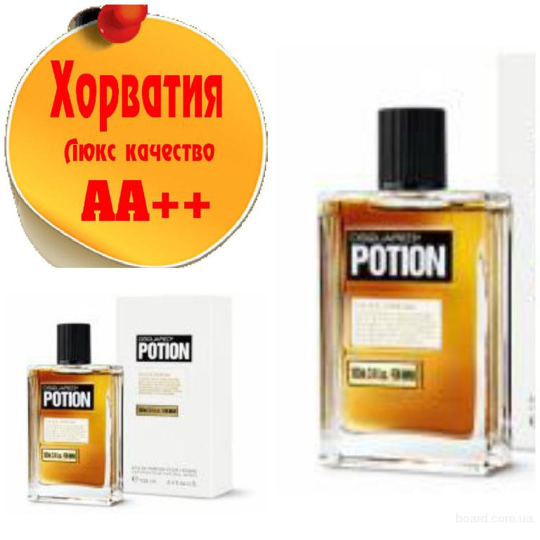 Dsquared2 Potion Люкс качество АА++! Хорватия Качественные копии