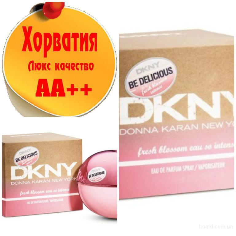 Donna Karan Fresh Blossom eau so intense  Люкс качество АА++! Хорватия Качественные копии