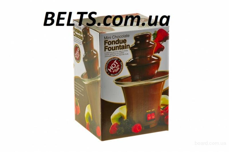 Киев.Шоколадный фонтан Мини (Сhocolate Fountain)