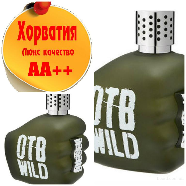 Diesel Only the Brave Wild Люкс качество АА++! Хорватия Качественные копии