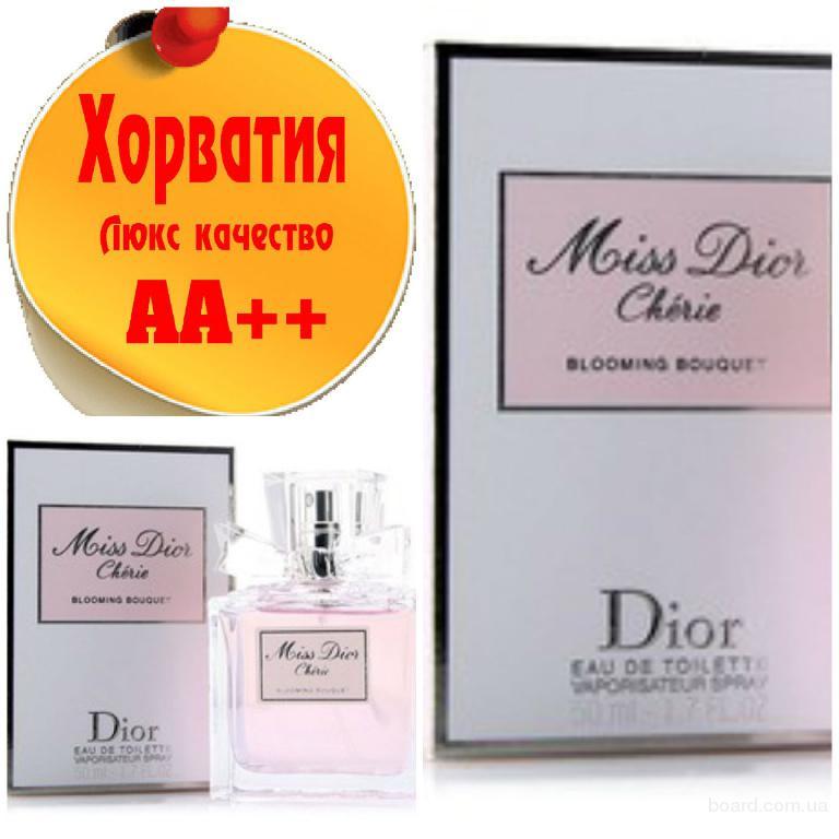 Christian Dior Miss Dior Blooming Bouquet Люкс качество АА++! Хорватия Качественные копии