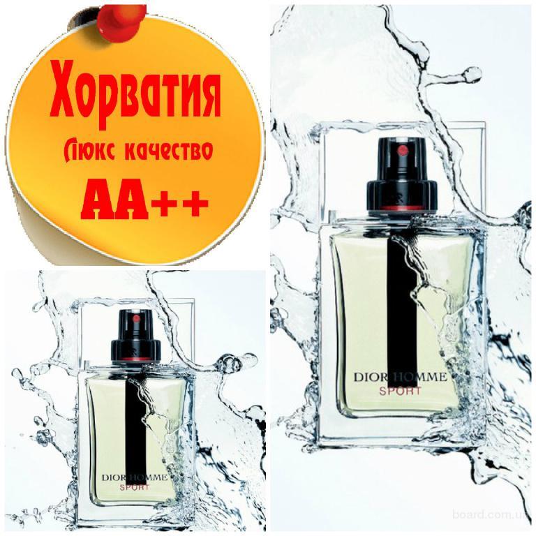 Christian Dior Dior Homme Sport   Люкс качество АА++! Хорватия Качественные копии