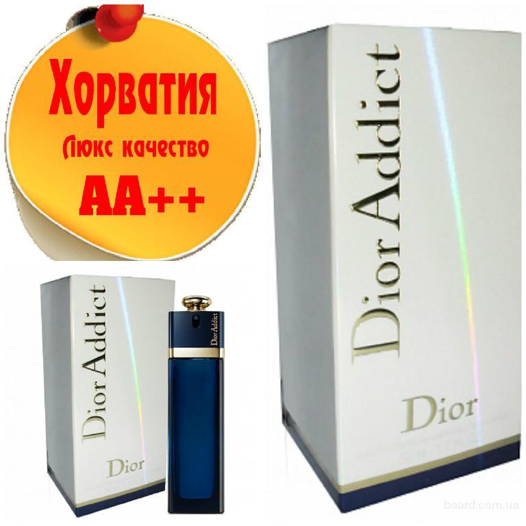 Christian Dior Addict parfumЛюкс качество АА++! Хорватия Качественные копии