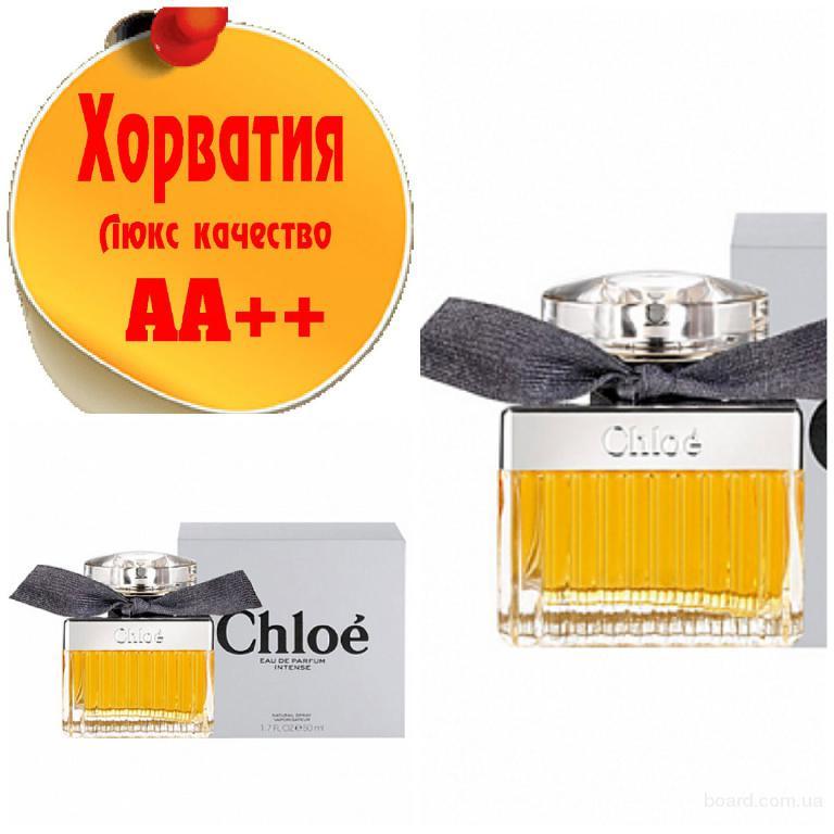Chloe  Chloe Eau De Parfum Intense Люкс качество АА++! Хорватия Качественные копии