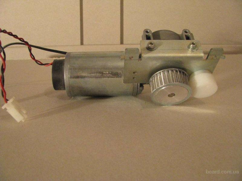Мотор редуктор для автоматической двери