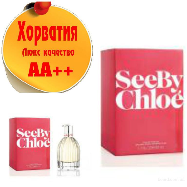 Chloe See By ChloeЛюкс качество АА++! Хорватия Качественные копии