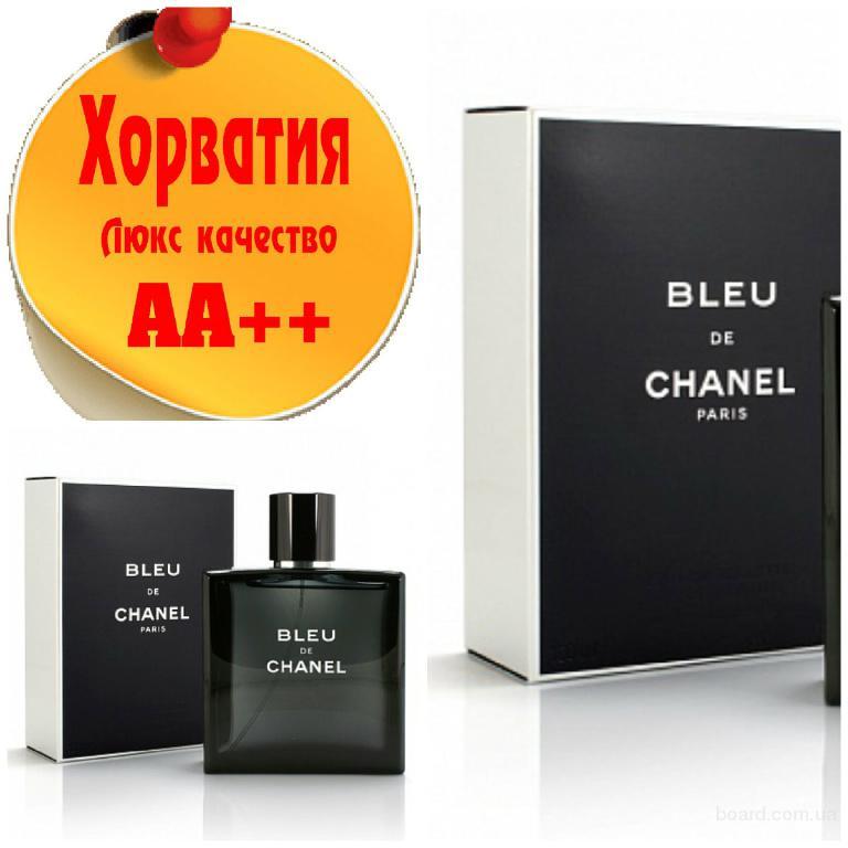 Chanel Bleu de Chanel Люкс качество АА++! Хорватия Качественные копии