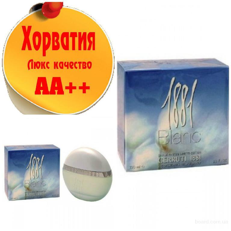 Cerruti 1881 Blanc Ltd. pour femme Люкс качество АА++! Хорватия Качественные копии