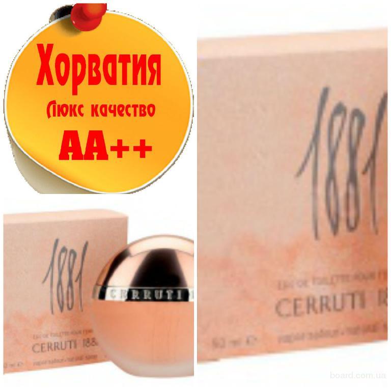 Cerruti 1881 Pour Femme Люкс качество АА++! Хорватия Качественные копии