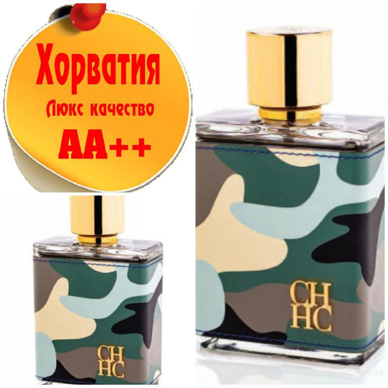Carolina Herrera Africa Limited Edition man Люкс качество АА++! Хорватия Качественные копии