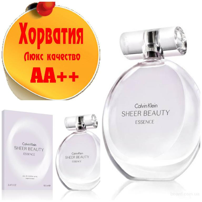 Calvin Klein Sheer Beauty Essence  Люкс качество АА++! Хорватия Качественные копии