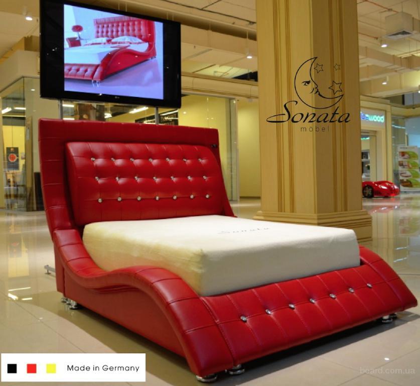 Двуспальные кровати купить с доставкой